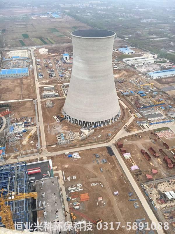 240米高空电厂项目