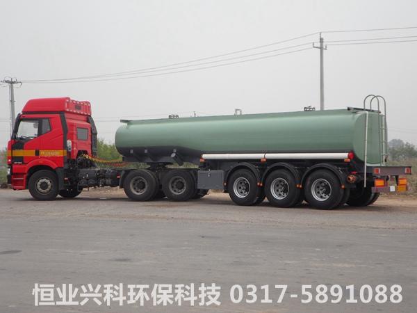 硫酸衬塑运输罐