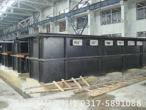 钢衬塑酸槽4