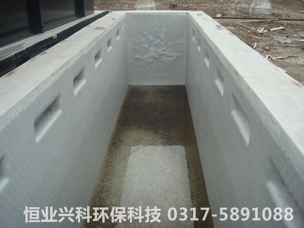 钢衬塑酸洗槽2