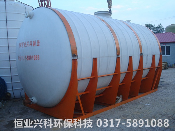 30方卧式聚乙烯储罐