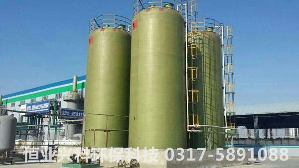 100吨立式罐盐酸