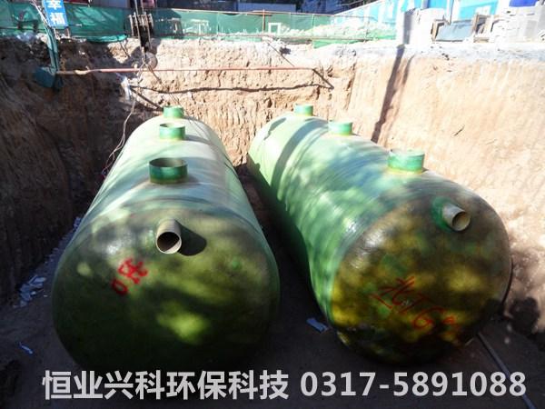 玻璃钢化粪池 (1)