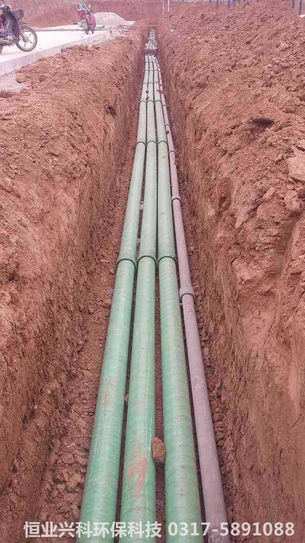 电缆管施工