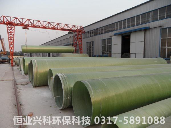 工艺玻璃钢管道