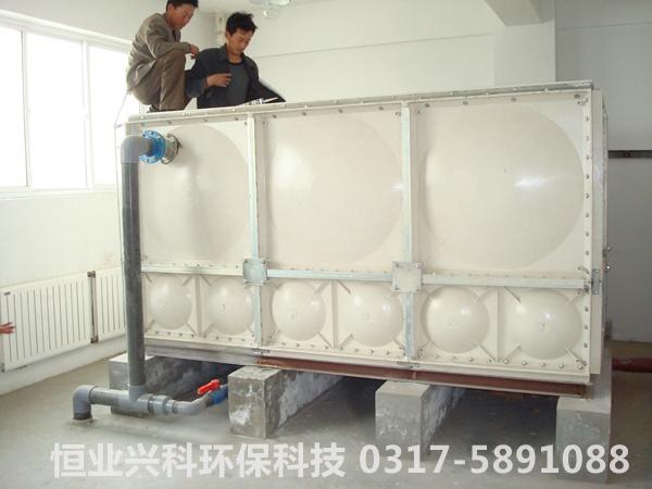 玻璃钢组合式水箱 (3)