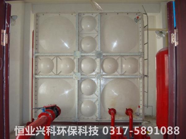 玻璃钢组合式水箱 (2)