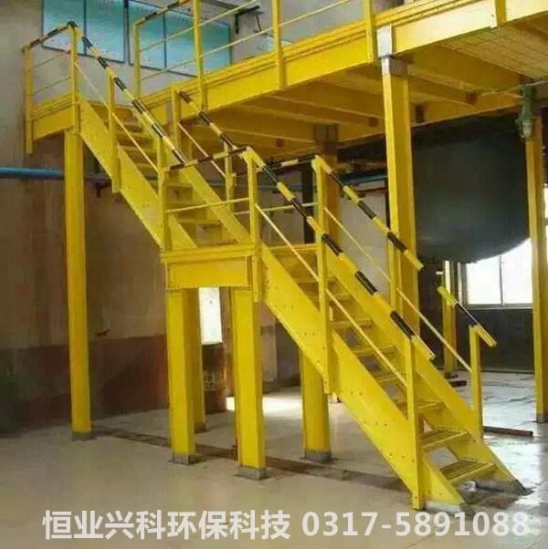 玻璃钢楼梯