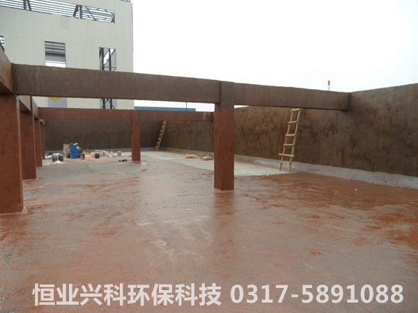 废水池防腐