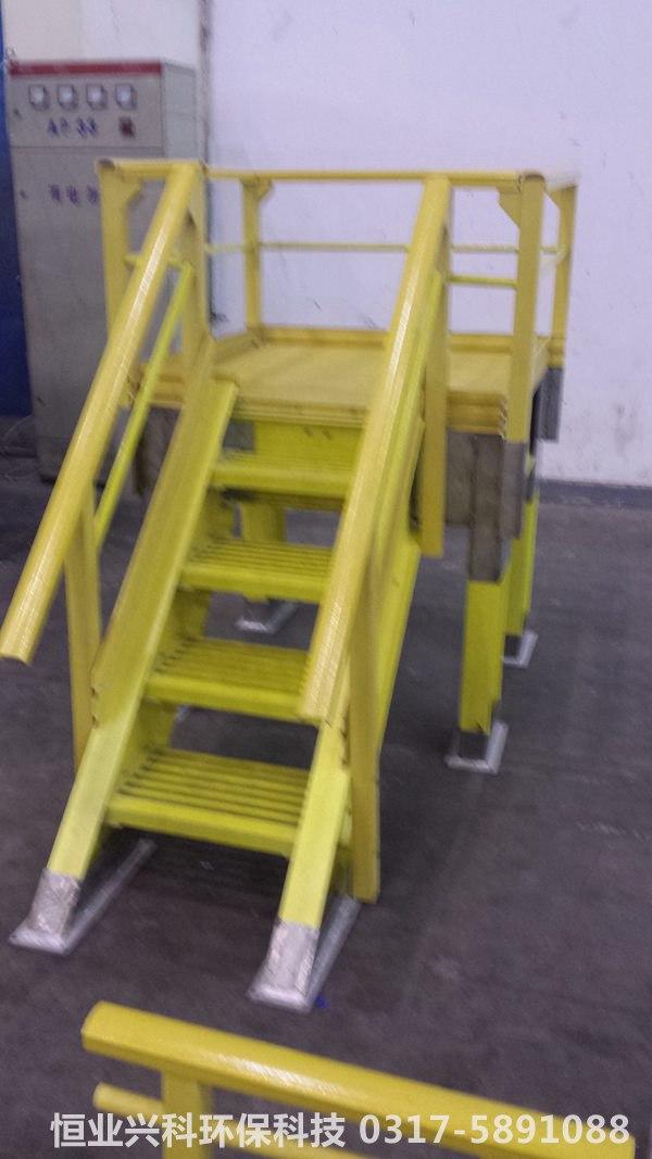 楼梯玻璃钢