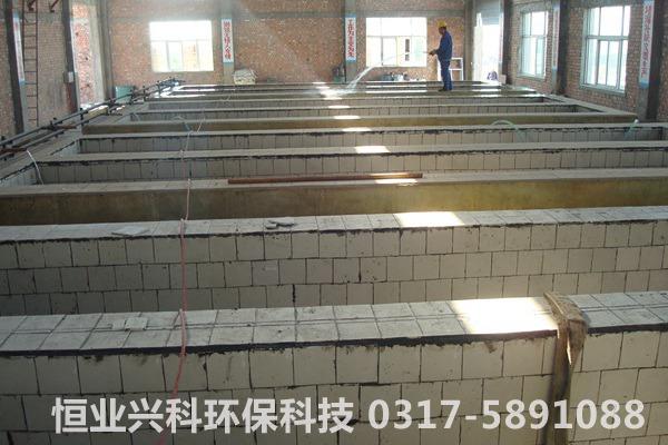 水泥结构内部防腐