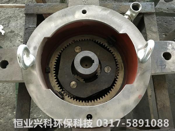 冷却塔电机减速机连接套