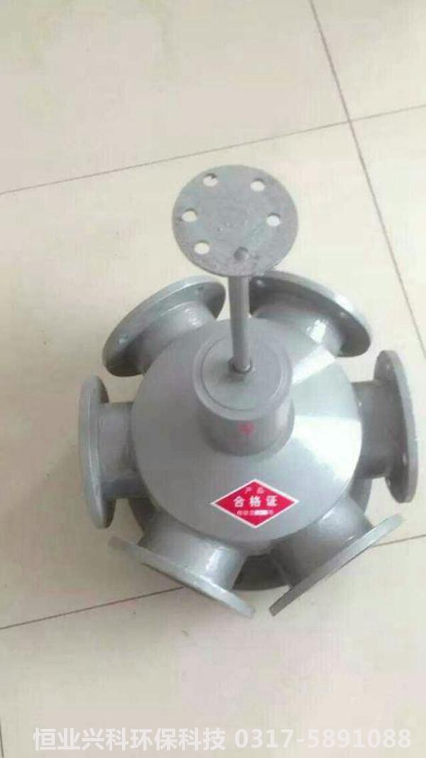 冷却塔布水器铝合金材质