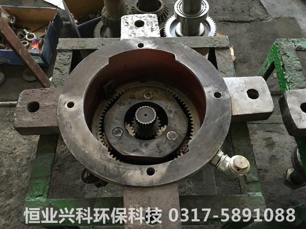 冷却塔减速机电机连接轴